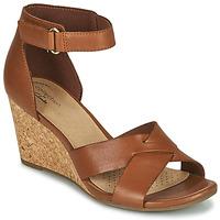 Chaussures Femme Sandales et Nu-pieds Clarks MARGEE GRACIE Marron