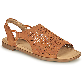 Chaussures Femme Sandales et Nu-pieds Clarks REYNA SWIRL Camel