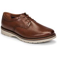 Chaussures Homme Derbies Clarks BAYHILL PLAIN Marron
