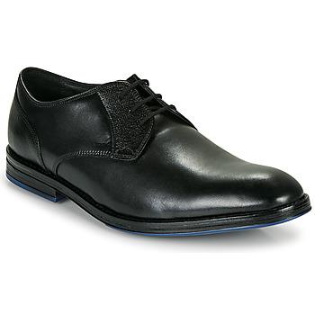 Chaussures Homme Derbies Clarks CITISTRIDELACE Noir