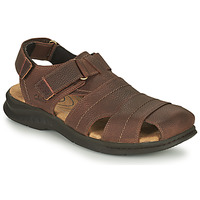 Chaussures Homme Sandales sport Clarks HAPSFORD COVE Marron
