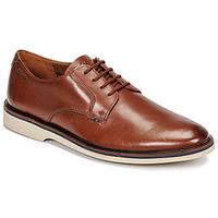 Chaussures Homme Derbies Clarks MALWOOD PLAIN Marron
