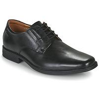 Chaussures Homme Derbies Clarks TILDEN PLAIN Noir