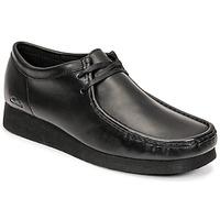Chaussures Homme Derbies Clarks WALLABEE 2 Noir