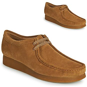 Chaussures Homme Derbies Clarks WALLABEE 2 Marron