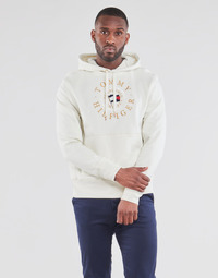 Vêtements Homme Sweats Tommy Hilfiger ICON COIN HOODY Blanc