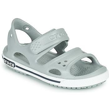 Chaussures Enfant Sandales et Nu-pieds Crocs CROCBAND II SANDAL PS Gris