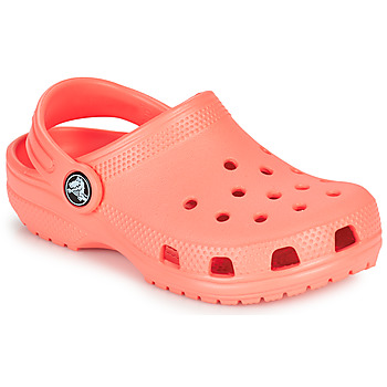 Chaussures Enfant Sabots Crocs CLASSIC CLOG K Orange