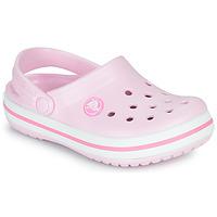 Chaussures Fille Sabots Crocs CROCBAND CLOG K Rose