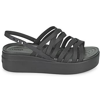 Sandales Crocs CROCS BROOKLYN STRAPPY LOWWDGW