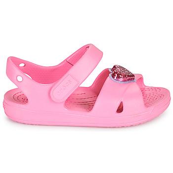 Sandales enfant Crocs CLASSICCROSSSTRAPCHARMSANDAL T