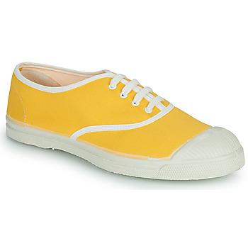 Chaussures Femme Baskets basses Bensimon VINTAGE Jaune