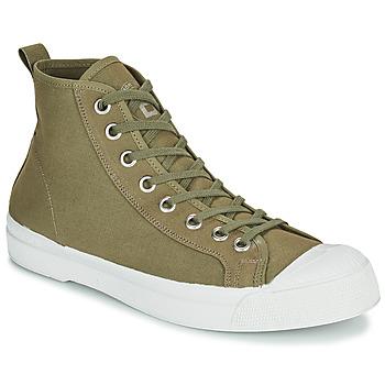 Chaussures Homme Baskets basses Bensimon B79 MID Kaki