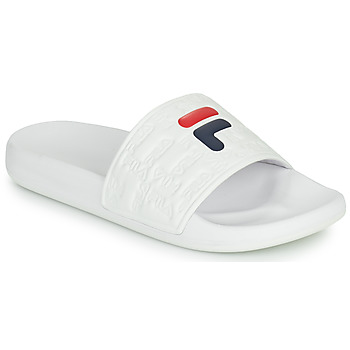 Chaussures Femme Claquettes Fila BAYWALK SLIPPER WMN Blanc