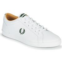 Chaussures Homme Baskets basses Fred Perry BASELINE Blanc