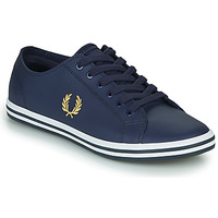 Chaussures Homme Baskets basses Fred Perry KINGSTON Bleu