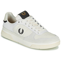 Chaussures Homme Baskets basses Fred Perry B300 Blanc