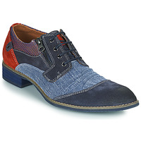 Chaussures Homme Derbies Kdopa MONTMARTRE Bleu / Marron