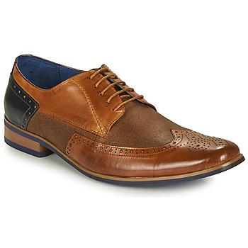 Chaussures Homme Derbies Kdopa KAVRITZ Camel