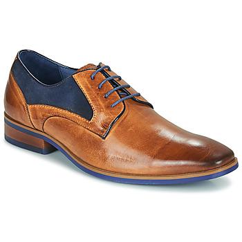 Chaussures Homme Derbies Kdopa CONNOR Camel / Bleu