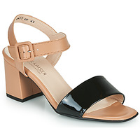 Chaussures Femme Sandales et Nu-pieds Peter Kaiser PEORIA Nude / Noir