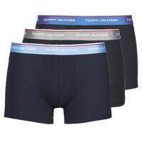 Sous-vêtements Homme Boxers Tommy Hilfiger TRUNK X3 Marine