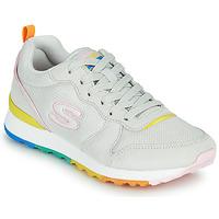 Chaussures Femme Baskets basses Skechers OG 85 Blanc / Jaune