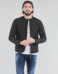 Vêtements Homme Blousons Replay  Noir