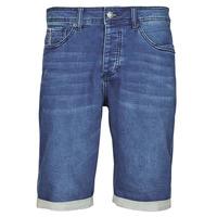 Vêtements Homme Shorts / Bermudas Deeluxe BART Bleu