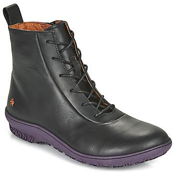 Chaussures Femme Boots Art ANTIBES Noir