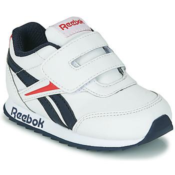 Chaussures Enfant Baskets basses Reebok Classic REEBOK ROYAL CLJOG 2 KC Blanc / Marine / Rouge