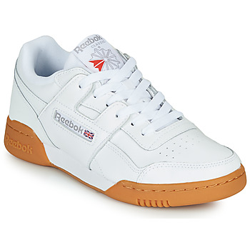 Chaussures Baskets basses Reebok Classic WORKOUT PLUS Blanc