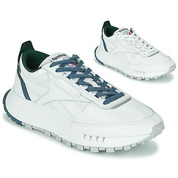 Chaussures Baskets basses Reebok Classic CL LEGACY Blanc / Vert