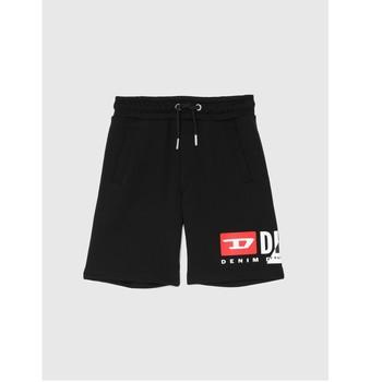Vêtements Garçon Shorts / Bermudas Diesel PSHORTCUTY Noir