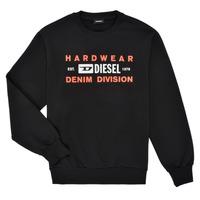 Vêtements Garçon Sweats Diesel SGIRKK10 Noir