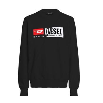 Vêtements Enfant Sweats Diesel SGIRKCUTY Noir
