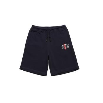 Vêtements Garçon Shorts / Bermudas Diesel PEDDY Bleu
