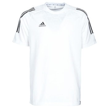 Vêtements Homme T-shirts manches courtes adidas Performance TAN JQD JSY Blanc