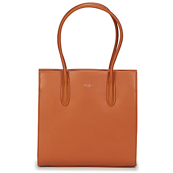 Sacs Femme Cabas / Sacs shopping David Jones 6253-1 Cognac