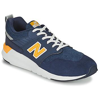Chaussures Garçon Baskets basses New Balance YS009 Bleu