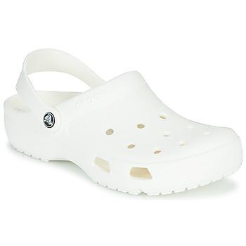 Chaussures Sabots Crocs COAST CLOG WHI Blanc
