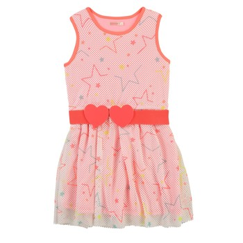 Vêtements Fille Robes courtes Billieblush / Billybandit U12646-Z40 Rose