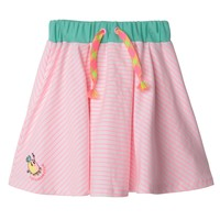 Vêtements Fille Jupes Billieblush / Billybandit U13273-N54 Multicolore