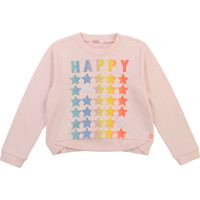 Vêtements Fille Sweats Billieblush / Billybandit U15842-45S Rose