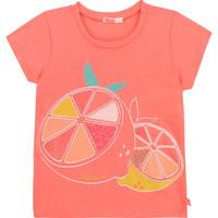 Vêtements Fille T-shirts manches courtes Billieblush / Billybandit U15864-499 Rose
