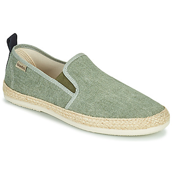 Chaussures Homme Espadrilles Bamba By Victoria ANDRE ELASTICOS LONA LA Gris