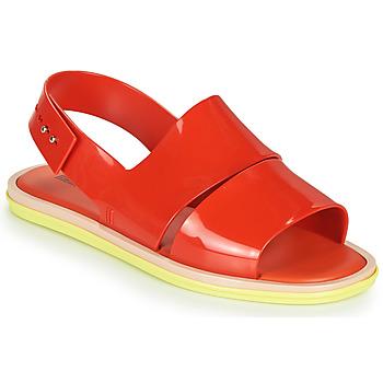 Chaussures Femme Sandales et Nu-pieds Melissa CARBON Rouge
