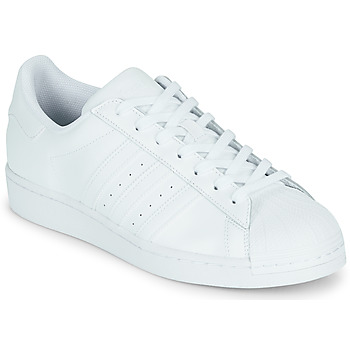 Chaussures Baskets basses adidas Originals SUPERSTAR Blanc