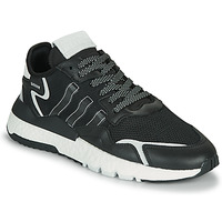 Chaussures Homme Baskets basses adidas Originals NITE JOGGER Noir