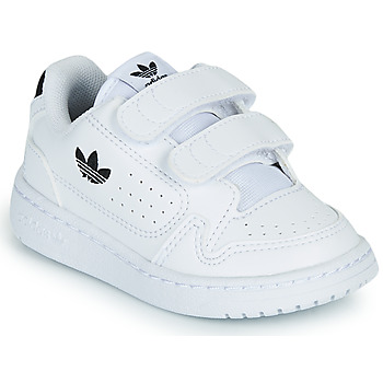 Chaussures Enfant Baskets basses adidas Originals NY 92 CF I Blanc / Noir